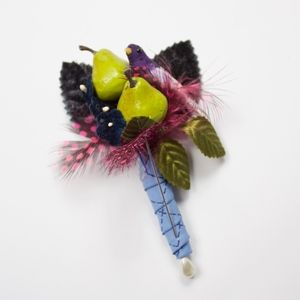 Jewelry - Ladies handmade brooch for shirt or coat